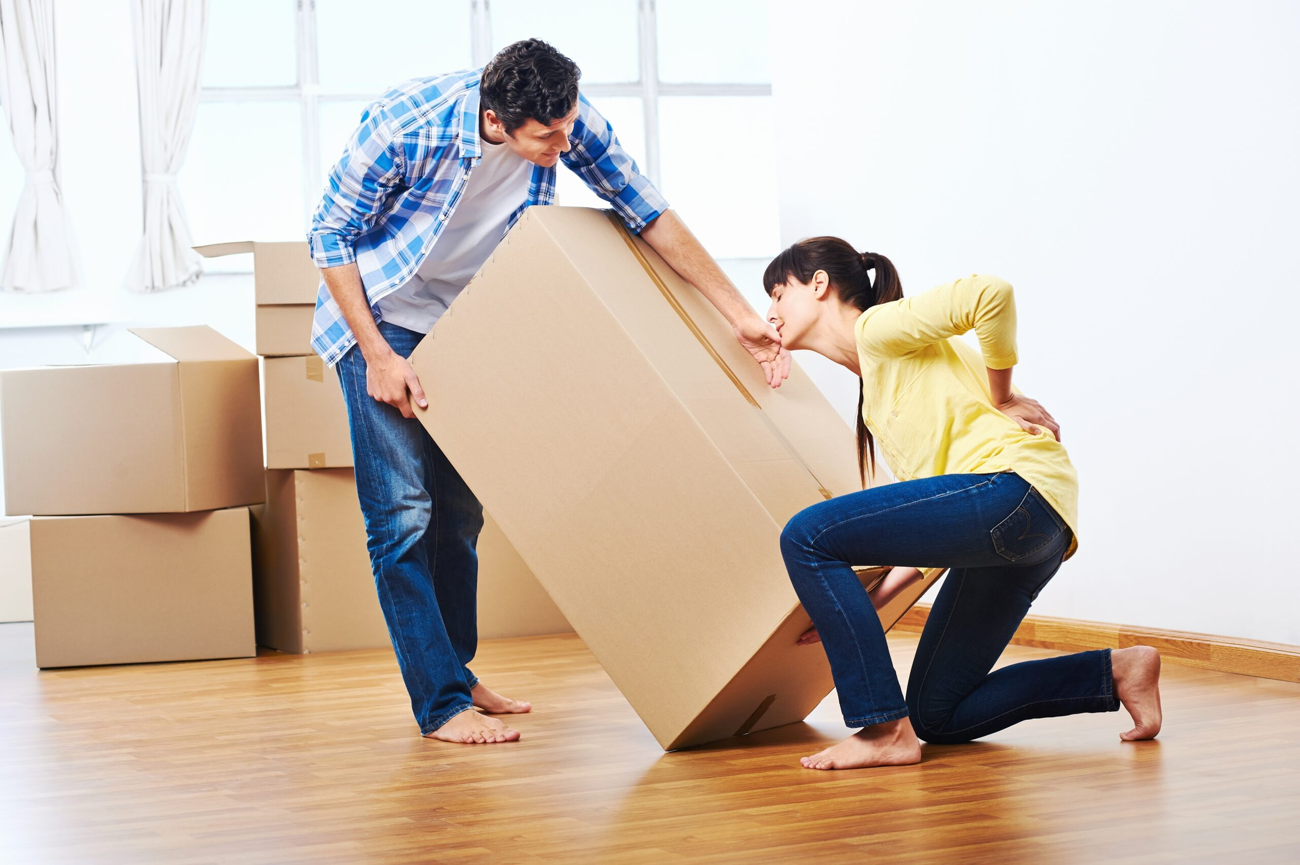 Moving Safety Guides Tips to Avoid Injuries When Moving